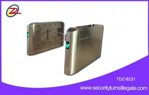 China Anti pich 1000mm width lane disable wheer chair passing through access control swing barrier gate on sale