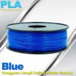 material de materiais de consumo 3mm plástico flexível do PLA 1.75mm do filamento da impressora 3D