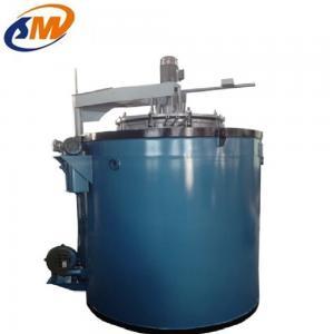 1200 C Pit type Resistance Furnace heat treatment furnace