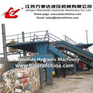 China China Waste Paper Balers Supplier on sale