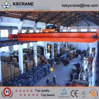 Grue de bâtiment de construction, équipement de grue de pont en poutre en acier