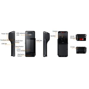 China Android epayment pos for finacial bank on sale