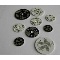 China 2OZ White LED Street Light Circuit Board 2 Watt TG150 Lead Free HASL on sale