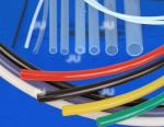 High Voltage Resistant Rubber Resin Soft Silicone Rubber Tube / Pipes Multi Color