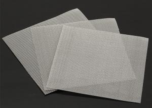 China 10Mesh X 0.90mm Stainless Steel Insect Mesh As Window Screen For Home Security on sale