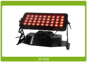 China LED Wall Washer Outdoor, 36X8W, Quadcolor RGBW 4in1 City Color on sale