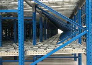 China Low price Roller Shelf, Warehouse Roller Rack System, Gravity Flow Rack with good quality on sale