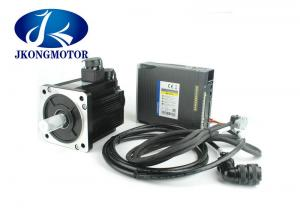 China 130ST Series 220V three phase ac motors High Torque Servo Motor 7.7N.M 2000W 7.5A 2500RPM on sale
