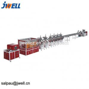 China PVC Siding Plate Indoor Decorative Materials Extrusion Line Full Metal Shell on sale