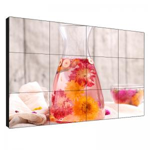 China Conference Room Seamless Video Wall Lcd Monitors With Contrast Ratio 4000/1 on sale