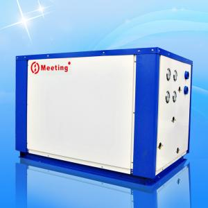 China Meeting_ground Source Heat Pump System , Low Noise High Efficiency Heat Pump on sale