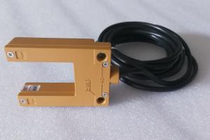 China Waterproof Photoelectric Control Switch ,  200mA Through Beam Optical Sensor on sale