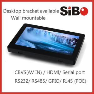 China SIBO Q896 In Wall Android RS485 Tablet on sale