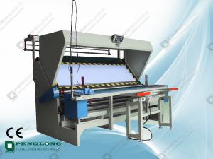 China Equipped two Expanding roller Checking and Winding Machine for Fabrics on sale