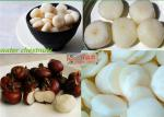 Peeled Organic Canned Water Chestnut Sliced In Tin Pack New Season