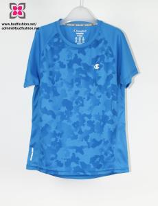 China Wholesale Custom Kid Boy Polyester Short Sleeve Sportswear T-shirt on sale