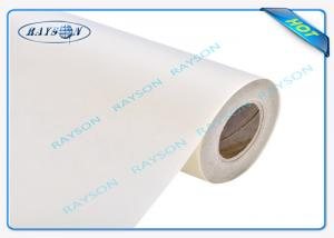 Quality Polypropylene Spunbond Flame Retardant Nonwovens 10gsm To 150gsm Eco Friendly for sale
