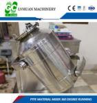 Auto Rolling Heat Sealing PTFE Machining , Membrane Making Machine Ends Cutting