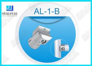 China Dismantling Aluminum Tubing Joints , aluminium tube joints for Rack System on sale
