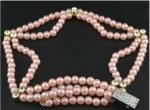 Ceintures de haute qualité de perle de Shelll avec le cristal
