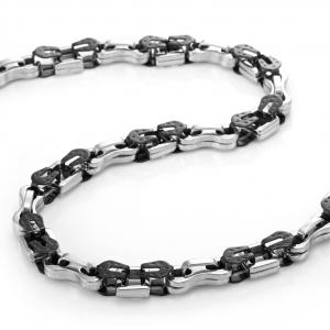 China discount  lead and nickle free Mens 316L stainless steel ball chains necklaces on sale