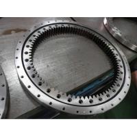 fork lift hoist slewing bearing, slewing ring for fork lift hoist, crane swing bearing manufacturer