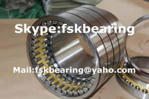 Quality Four Row 26FC20104 Cylindrical Roller Bearing Brass Cage / Steel Cage for sale