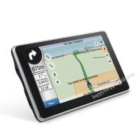 5 Inch Touchscreen GPS Car Navigation Win CE 6.0 with FM Transmitter, Bluetooth, AV-IN function