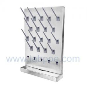 Quality SHD1S-Lab Drying Rack/Pegboard,400*550mm,Labware Drying Racks,Lab pegboard,Glass Dry Rack for sale