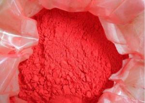 China Better Weatherability Coating Additives Red Powder Fe2O3 For Dyeing Construction Materials on sale