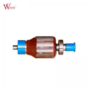 China Custom Manufacturer Motorcycle Spare Parts Of Electric Motor Armature Die Casting on sale