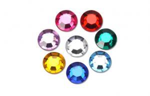 China Blue Bag Garments Accessories Acrylic Diamond Gems Flat Back Acrylic Rhinestone on sale