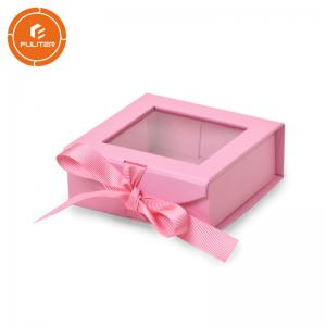 China Gift Jewelry Display Box  Custom cardboard jewelry gift boxes with drawer on sale