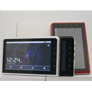 China Cortex A9 Dual core Android 7inch Capacitive touch screen tablet pc build in 3G option on sale