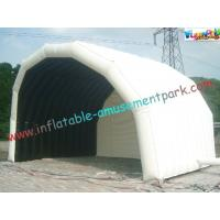 Fire-retardant Inflatable Party Tent , Outdoor Inflatable Event Stage Cover