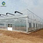 33ft Multi Span PE Plastic Shed Film Greenhouses