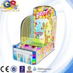 2014 shooting lottery ticket machine arcade shooting game machine for sale kids
