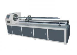 China Single NC Paper Tube Cutter Third Generation With 1 Group Standard Cutter on sale
