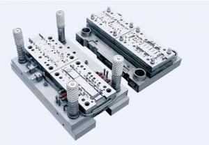 China steel design parts precision die cutting maker stamping mould on sale