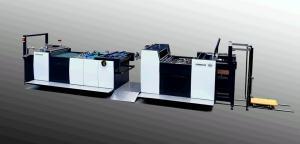 China YZFM-1040 Automatic Pre-GLUED Film Laminating Machine on sale