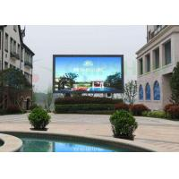 960Mm x 960mm HD Large Outdoor Rental LED Display Billboard High reliability