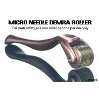 Micro Needle Derma Roller For Anti Aging , Acne Scar Derma Roller Therapy
