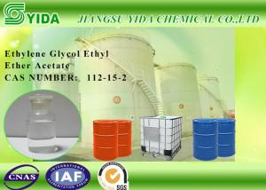 China CAC For Lacquer Solvent Dissolve Grease Ethylene Glycol Monoethyl Ether Acetate Cas No 111-15-9 on sale