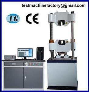 China universal testing machine manual+universal testing machine ppt+universal testing machine specification on sale