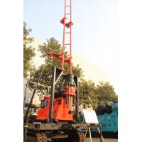 Multiple Speed Prospecting Hydraulic Drilling Rig 360 ° Spindle Rotation