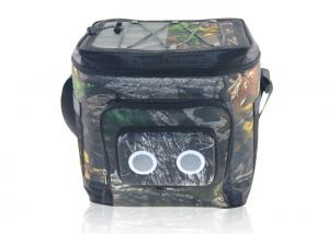 China Music Bluetooth Radio personalized cooler bags With Detachable Speaker on sale