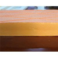 Low Inner Stress Extruded Polystyrene XPS Insulated Board 26-53kg/M³