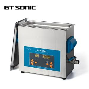 China LED Display Metal Parts Ultrasonic Cleaner 6L 40kHz 150 Watt High Frequency on sale