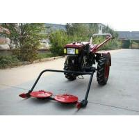 Walking Tractor Hitached with Disc Mower