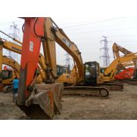 used crawler excavator caterpillar 320c